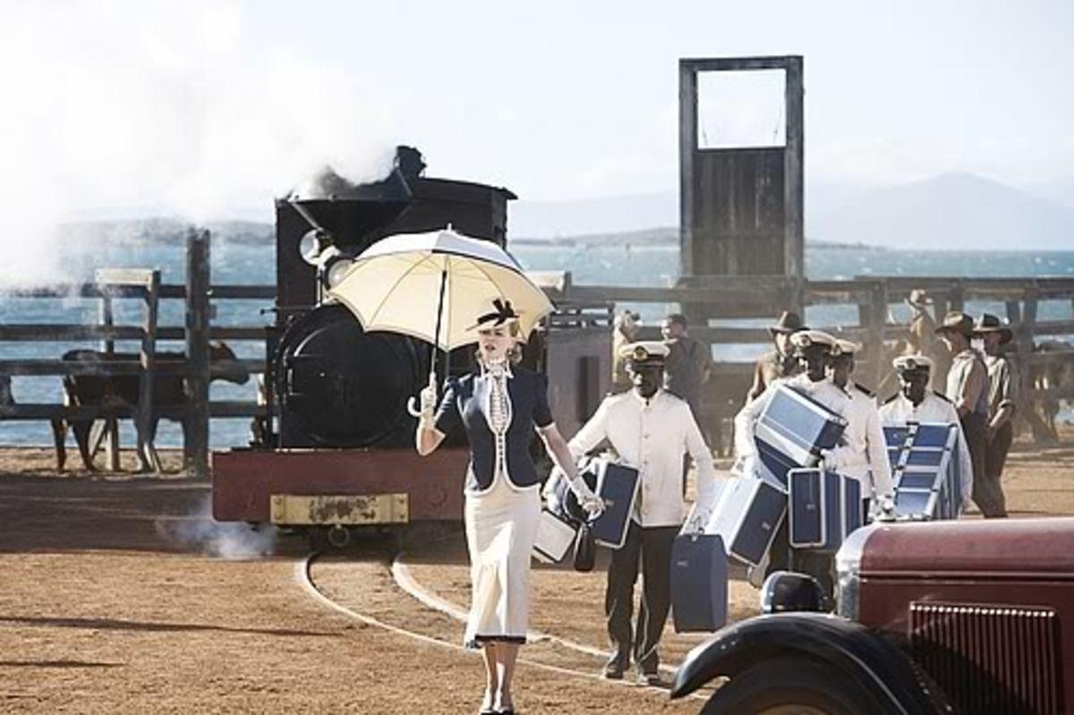 Lady Ashley Entering Darwin