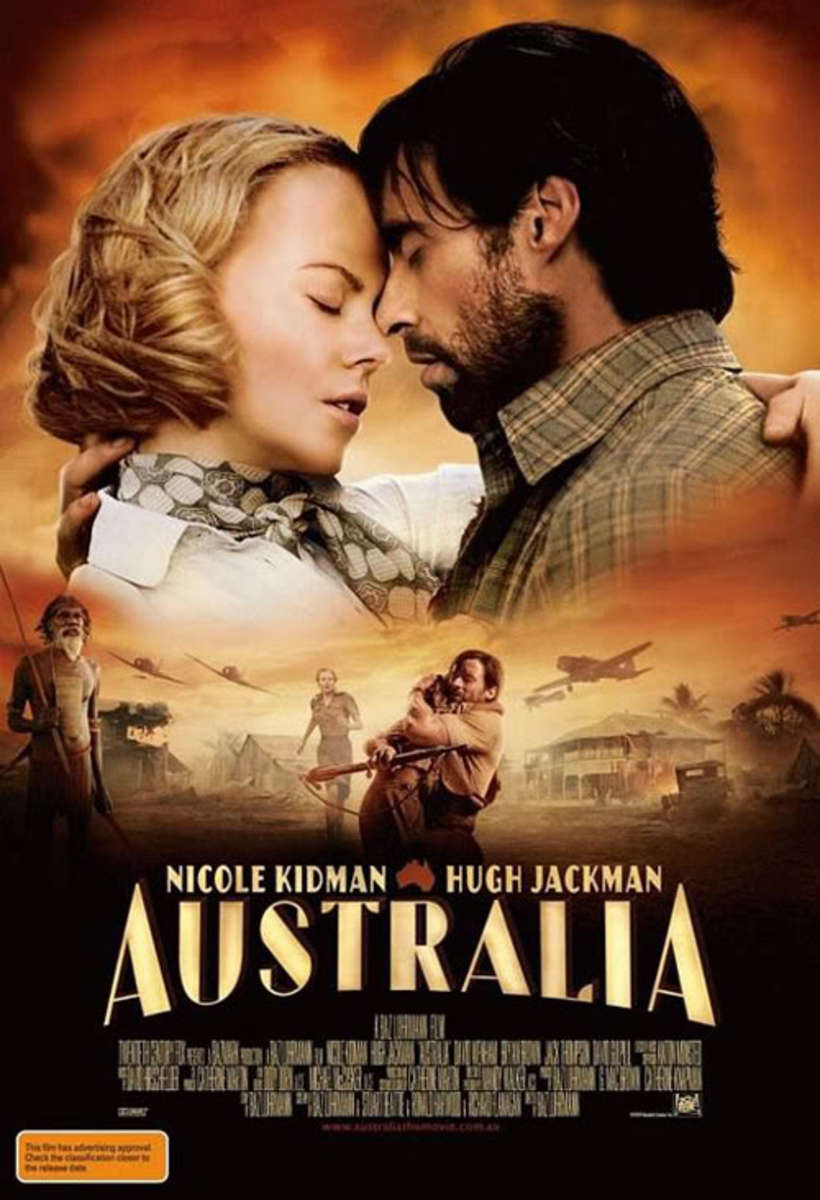 Australia: An Unforgettable Story of Love