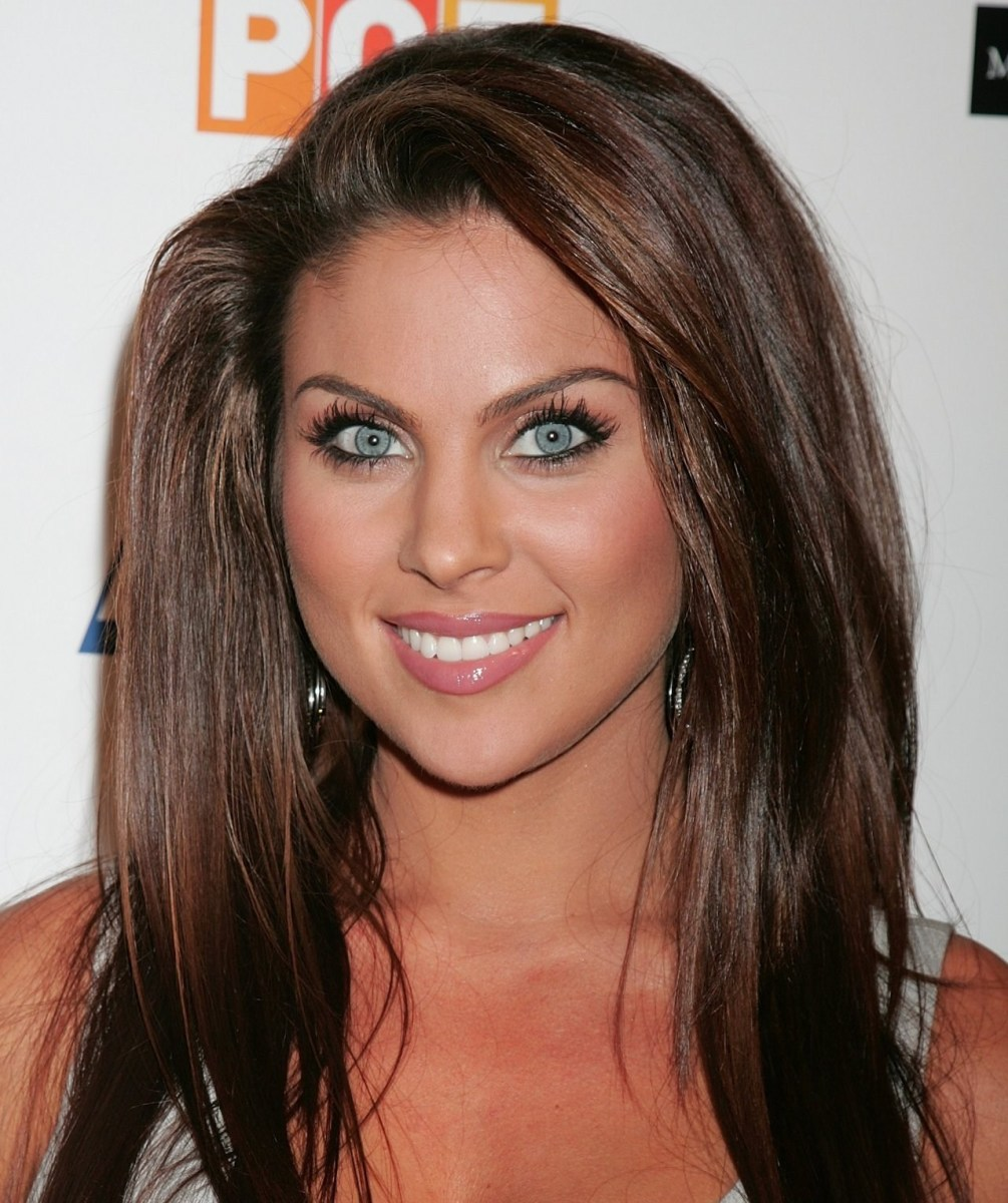 Makeup for Tan Skin, Brown Hair, and Blue Eyes