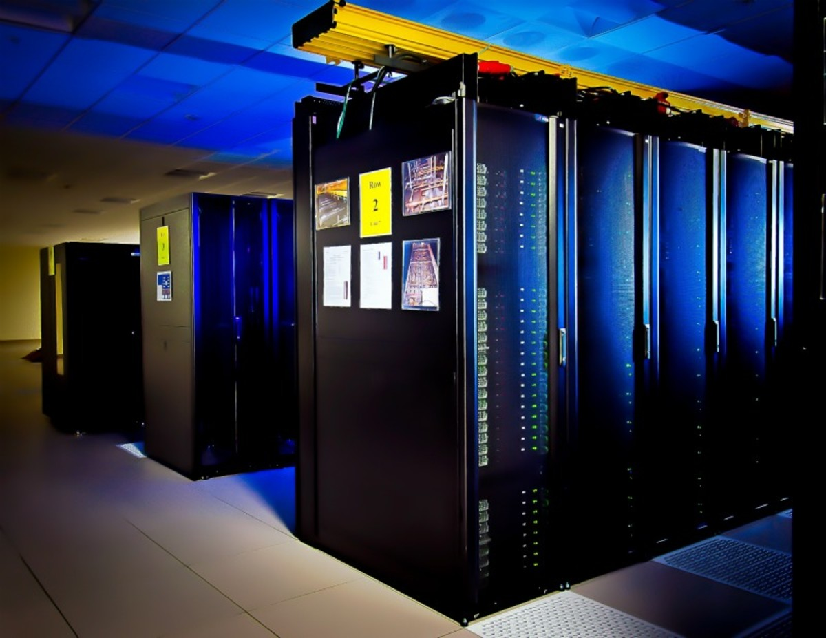 Application of Supercomputers