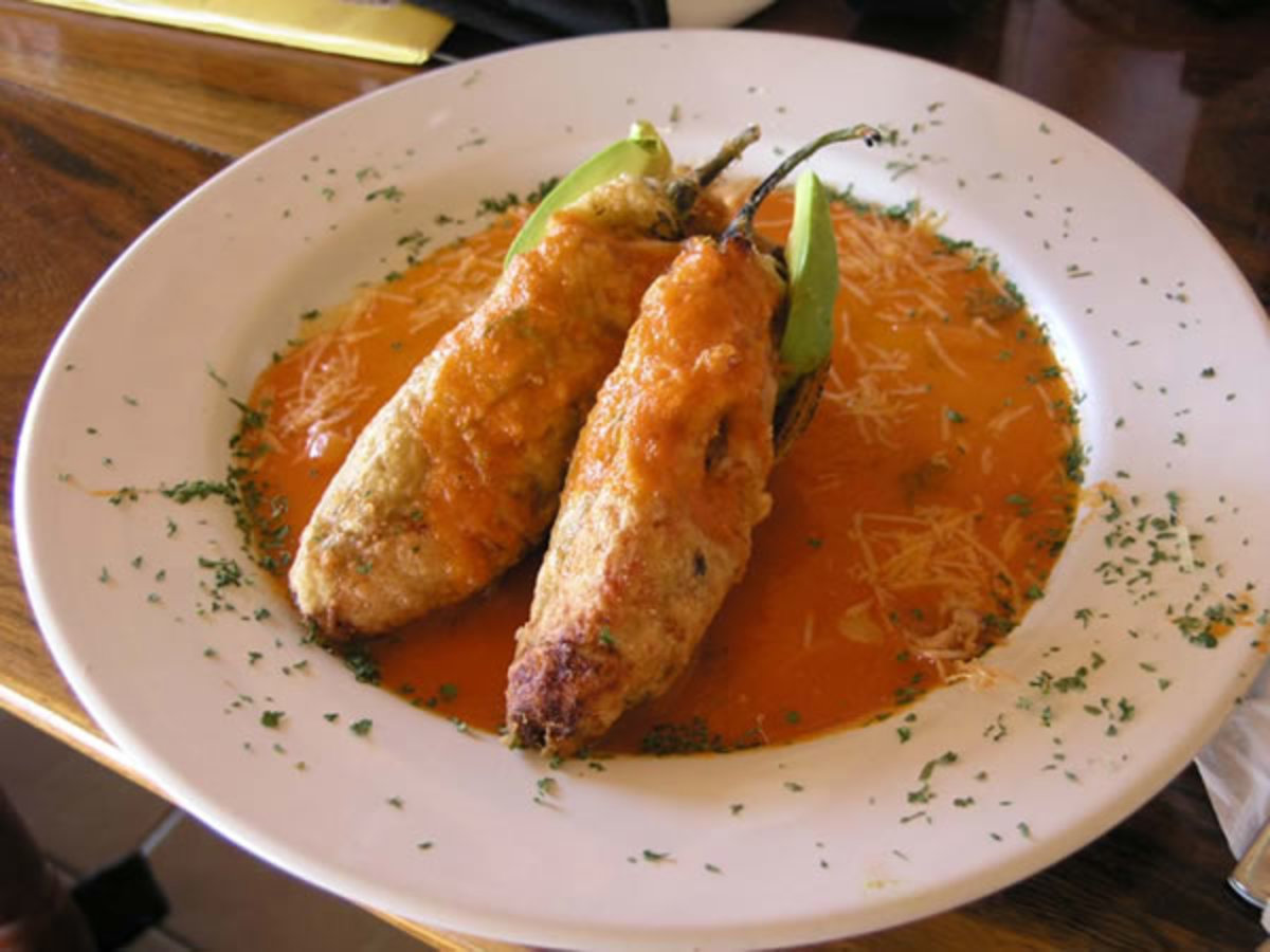 How to Make Perfect Chili Rellenos