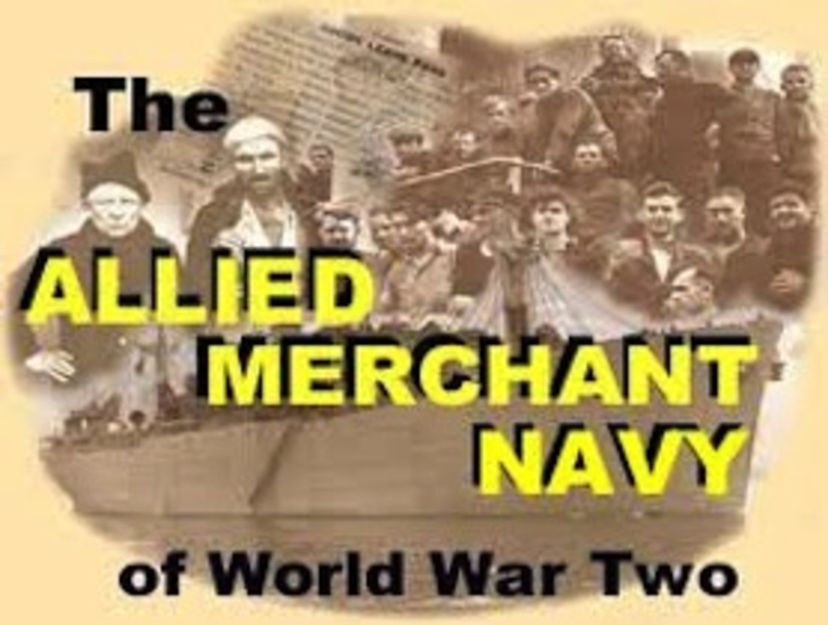 Merchant Navy Ships in World War II