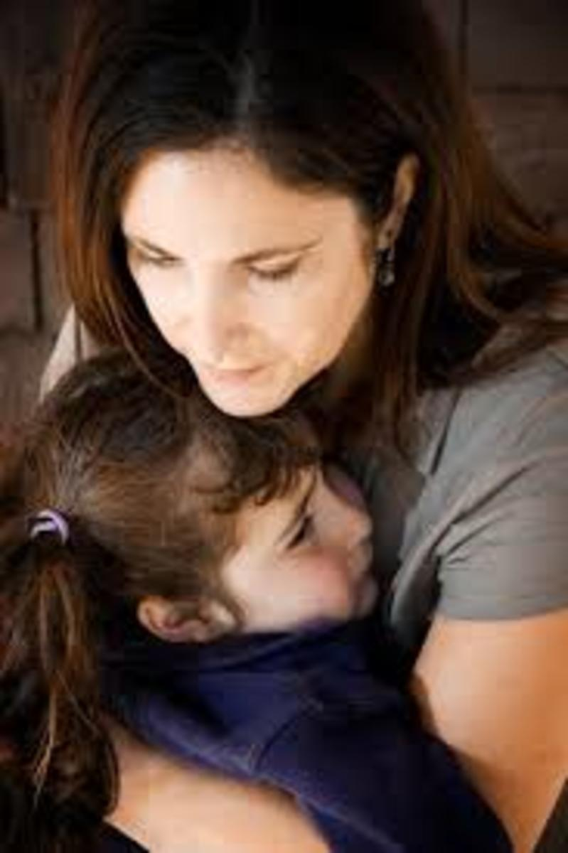 (3) love their children unconditionally.Their children are who they ARE, not what they DO.Mature parents accept their children's so-called imperfections & view them as immaterial as to the INNATE VALUE of their child.
