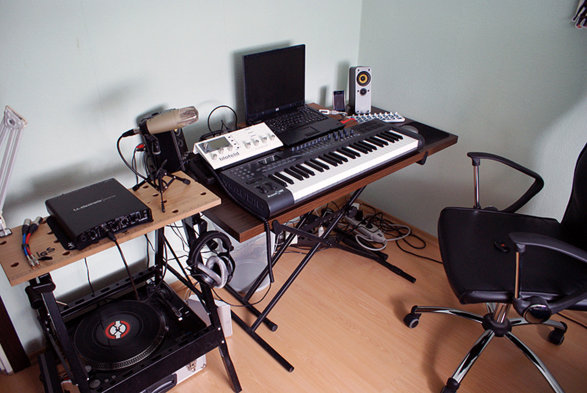 Absolute Beginners Guide to Home Recording - Part 1 - What you need