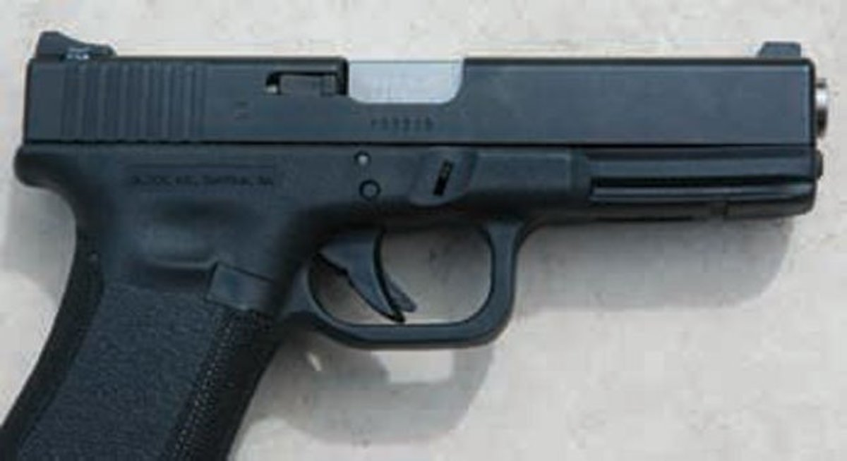 How to Convert a Glock 21 to .45 Super