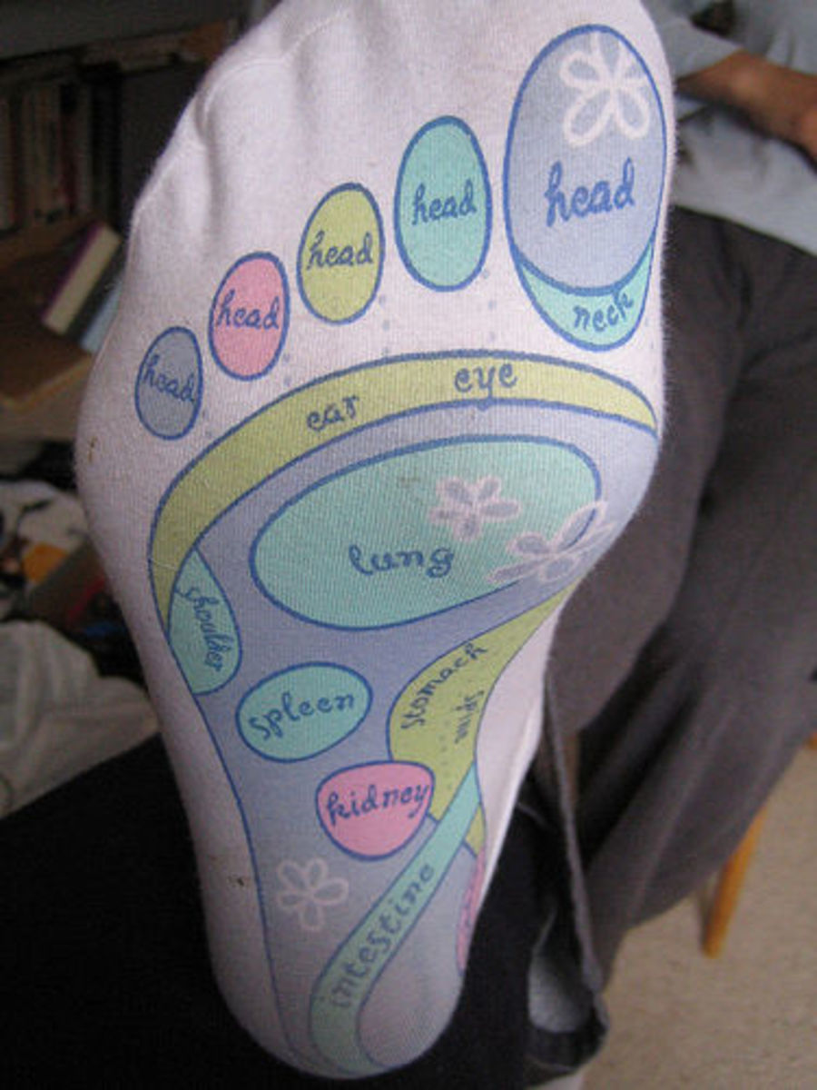 How to Get Glowing Skin with Reflexology