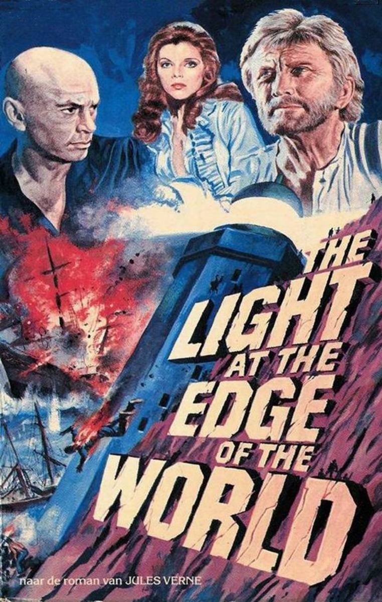 The Light at the Edge of the World (1971) poster