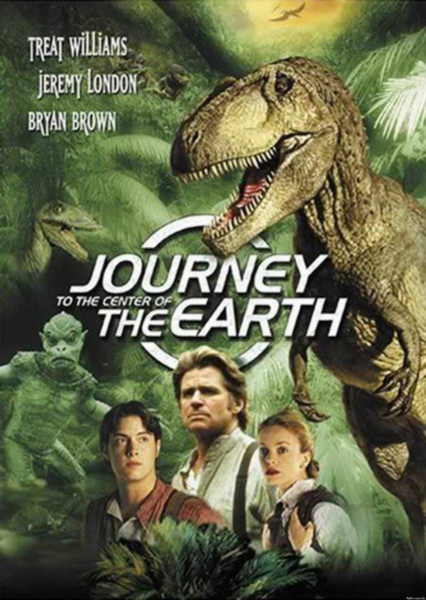 Journey to the Center of the Earth (1999) poster