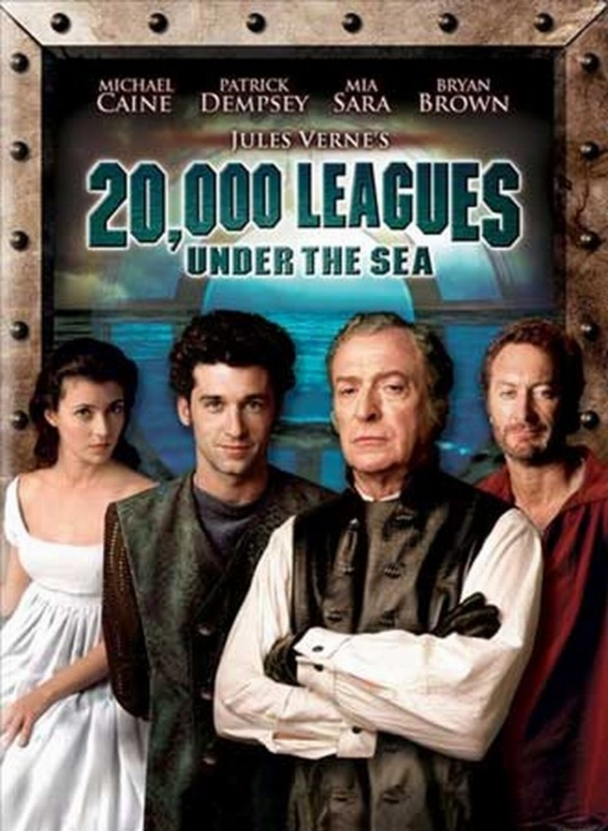 20,000 Leagues Under the Sea (1997) poster