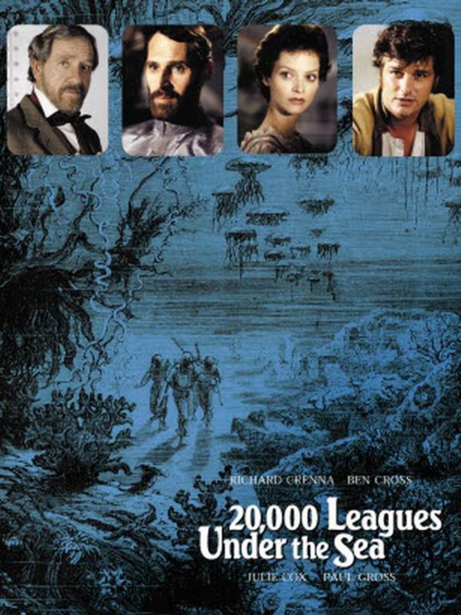 20, 000 Leagues Under the Sea (1997) poster