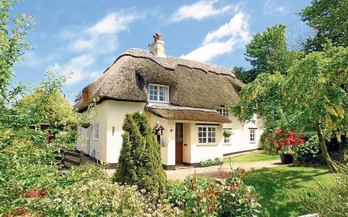 Devon cottage - Childhood home