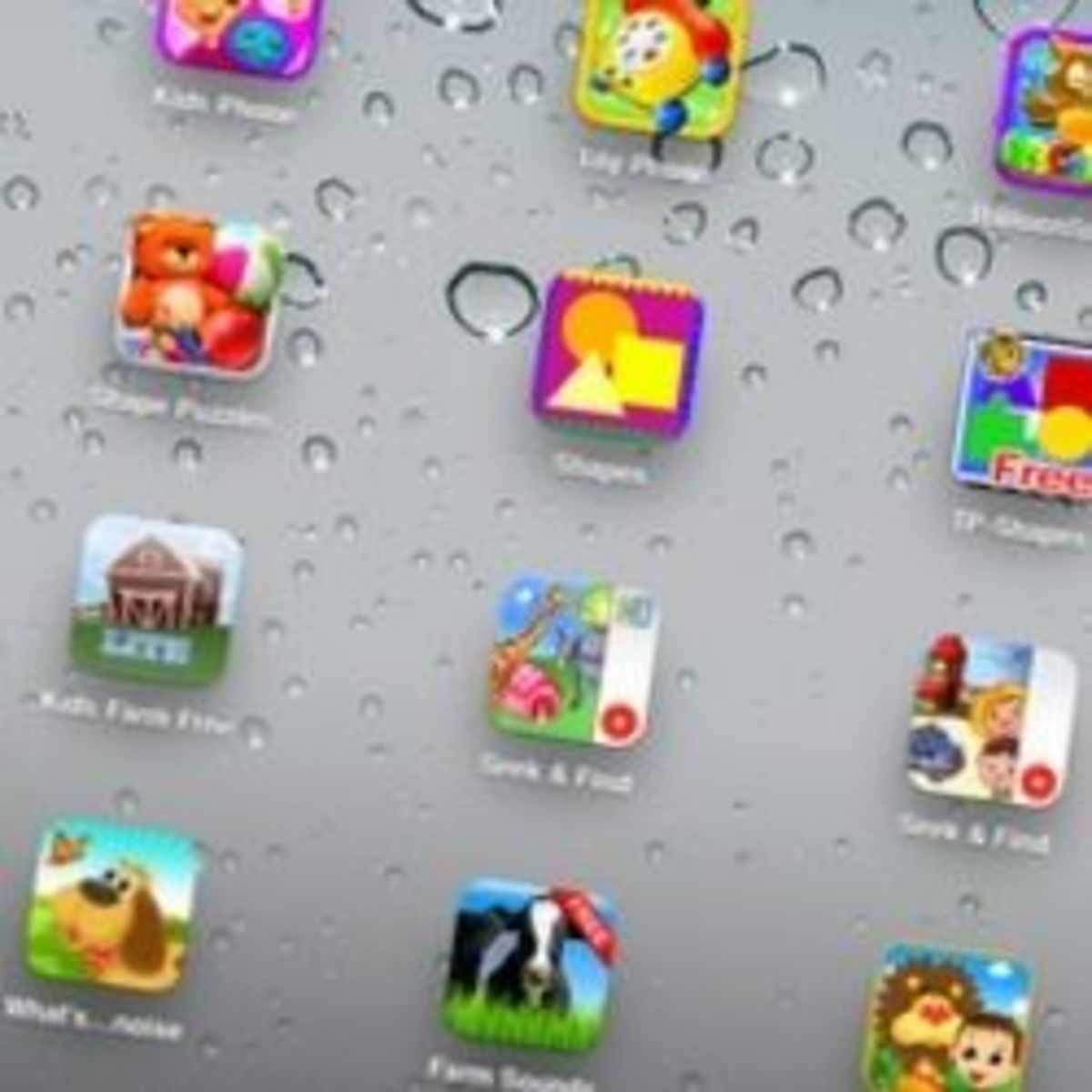 Ten More Free Toddler iPad Apps