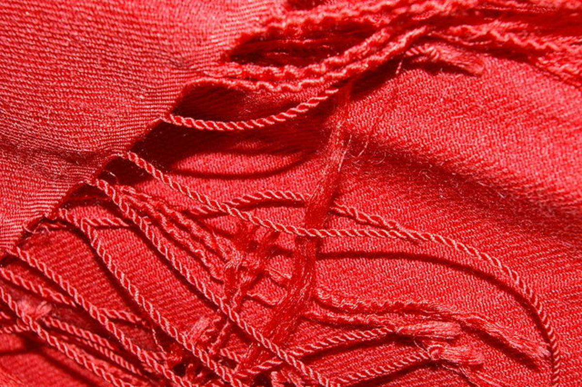 Few garments are as luxurious as pashmina shawls, which make you feel like a million dollars.