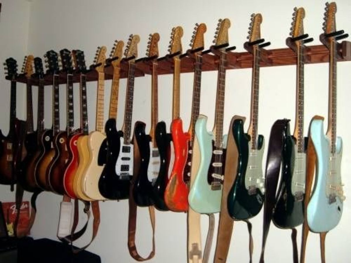 Guitar Wall Hangers Hubpages