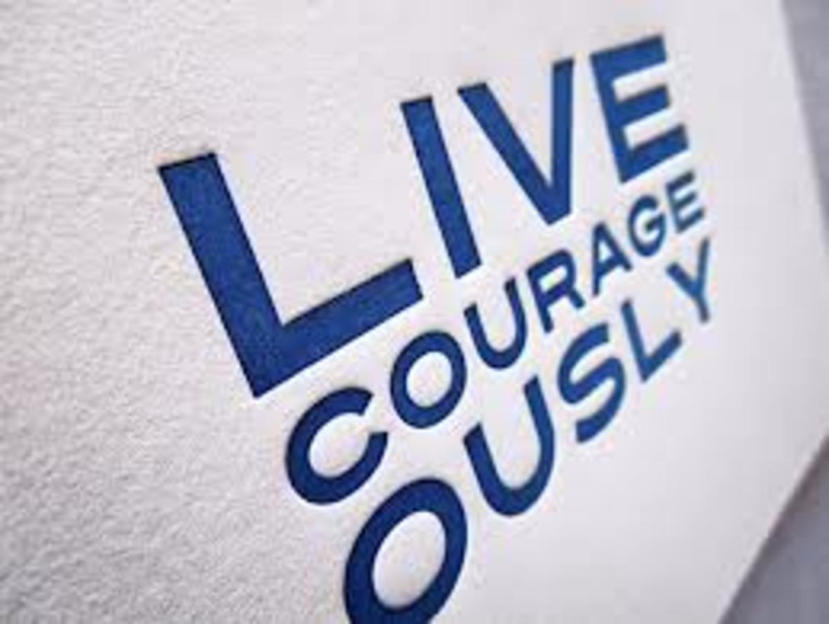 Couragesly