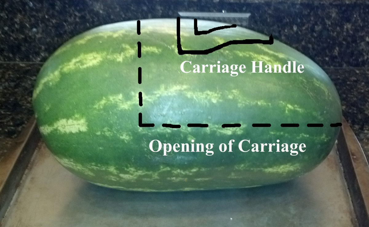 How To Make A Baby Cradle Out Of A Watermelon