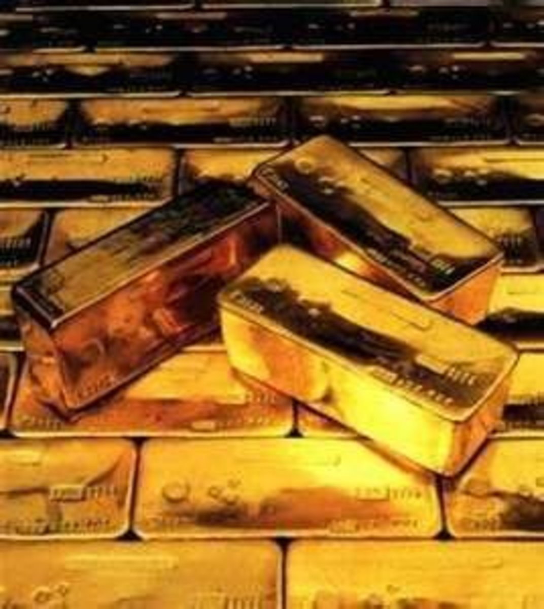 Fort Know Gold Bars image credit: http://2sistersfromtheright.blogspot.com/2011/08/is-there-gold-in-fort-knox.html