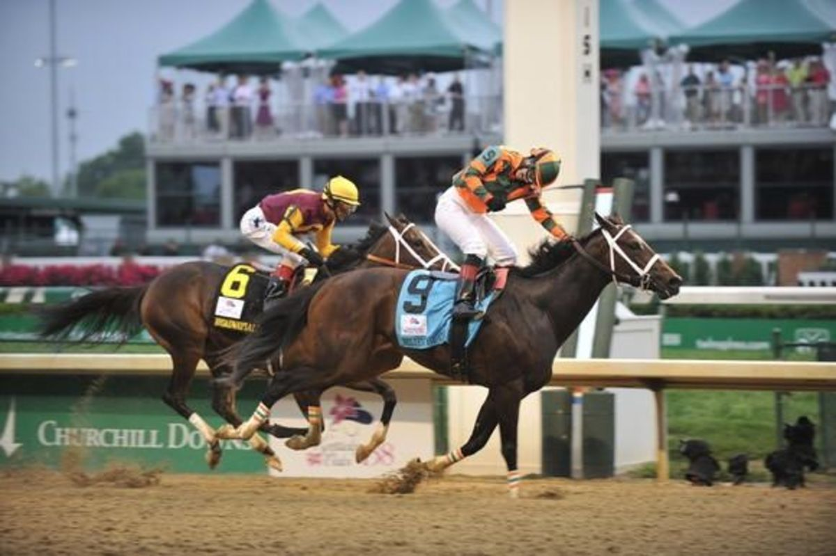 Kentucky Derby image credit: http://www.kentuckyderby.com/news/photos/oaks-138-race