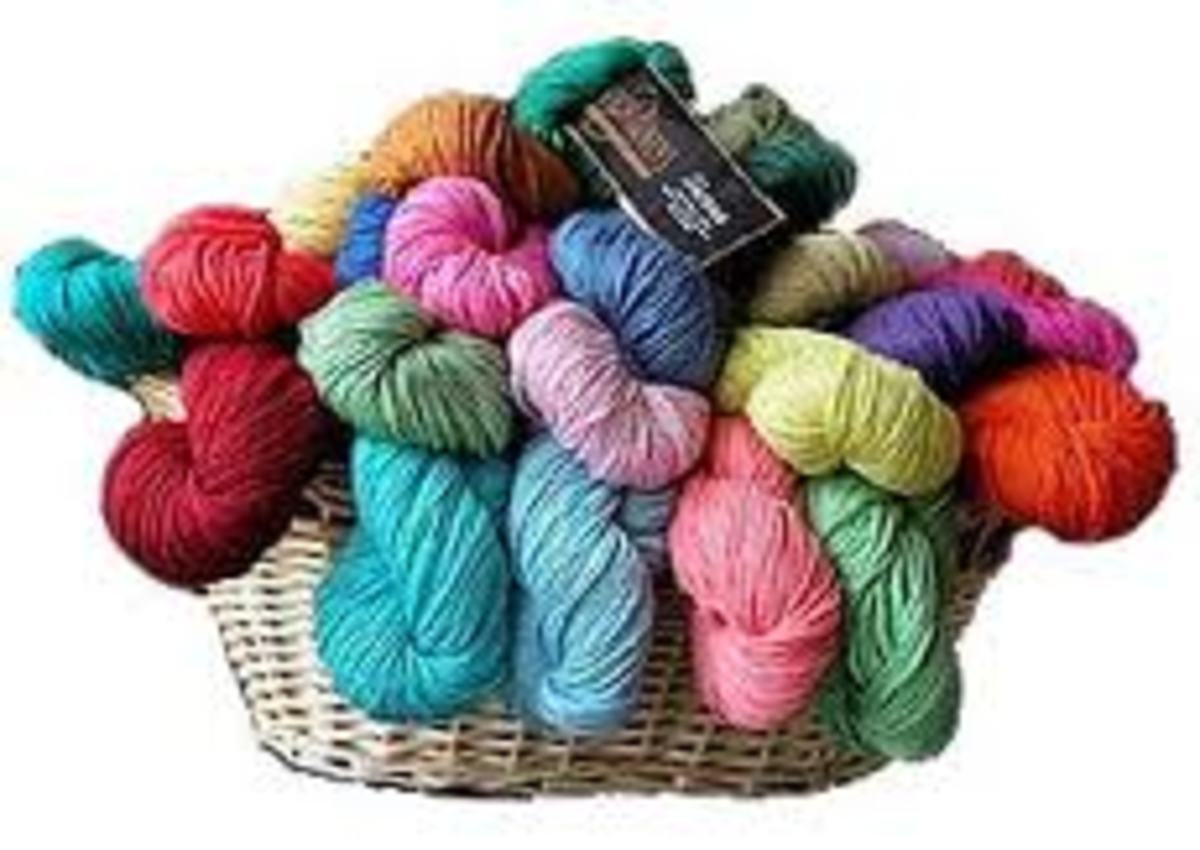 Make Money Online by Crocheting Items - Learn to Crochet for Money