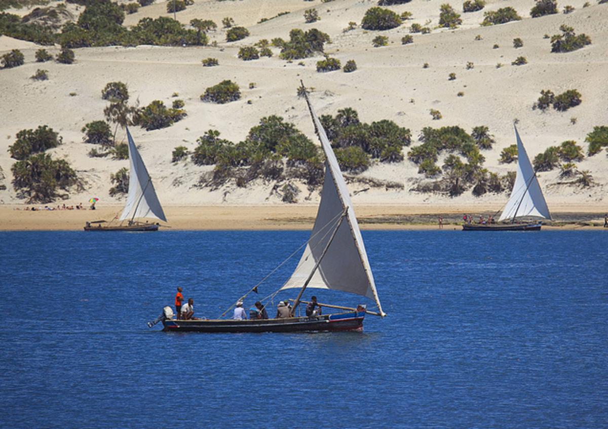 Lamu yachts