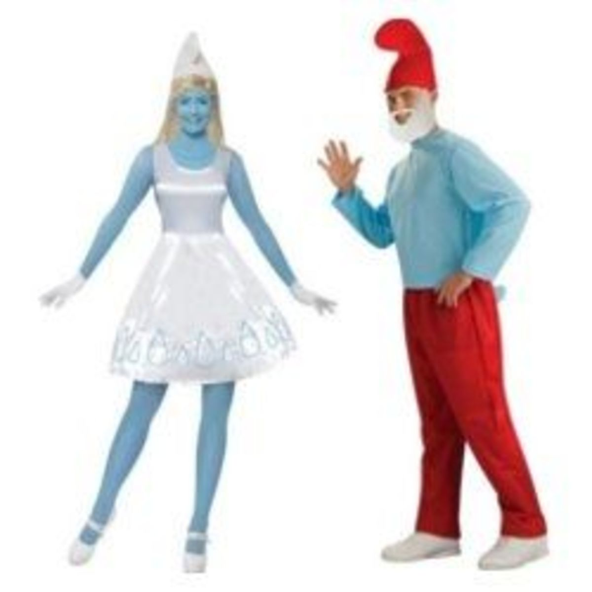 How to get the perfect Smurf Costume for Halloween