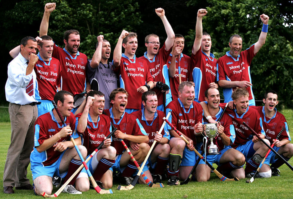 2009 winners of the Strathglass Ballimore Cup