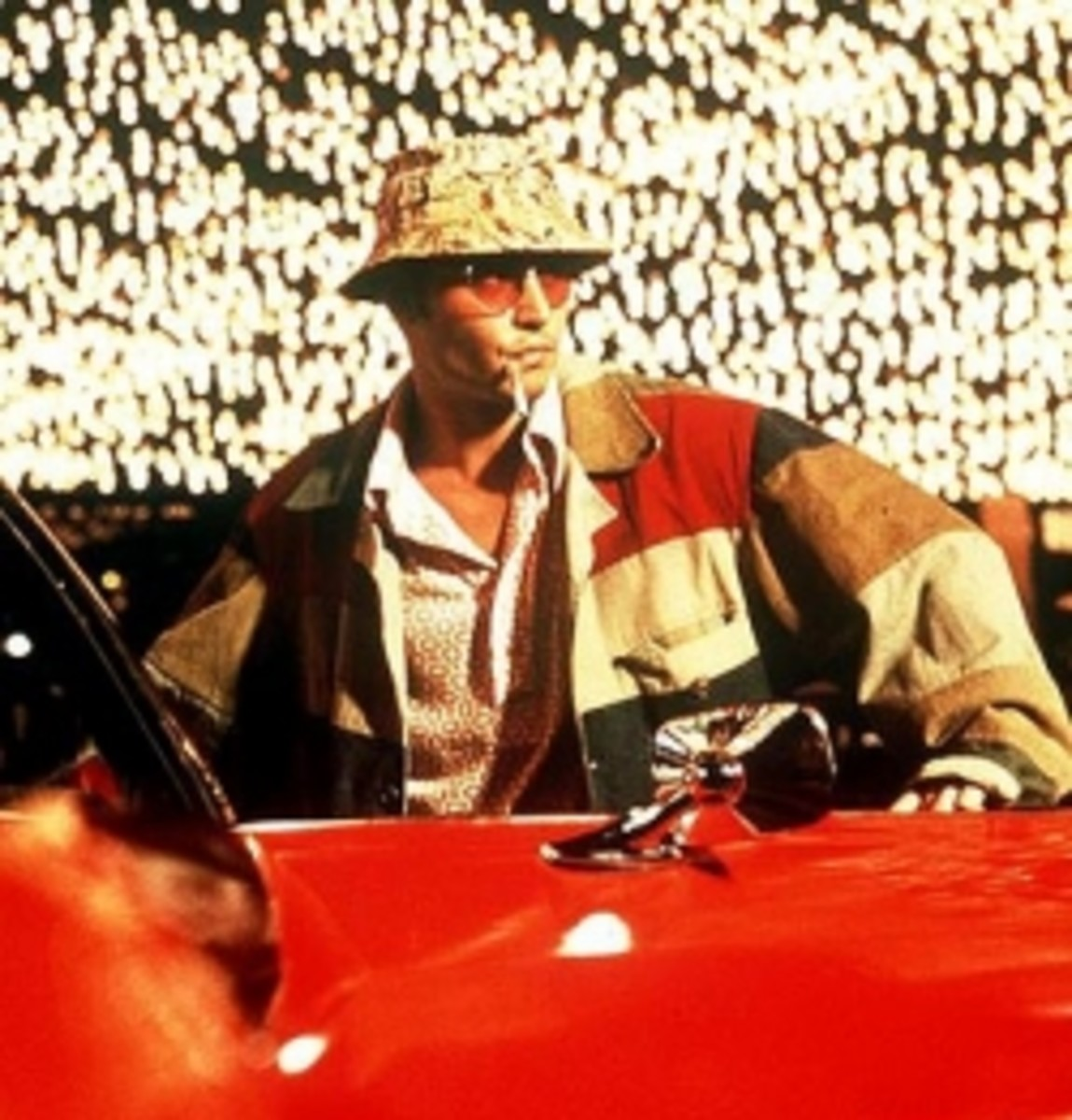 Dress Like Raoul Duke from Fear and Loathing in Las Vegas