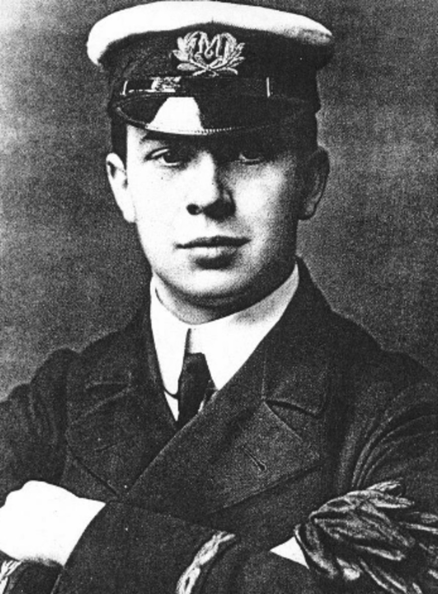 Jack George Phillips