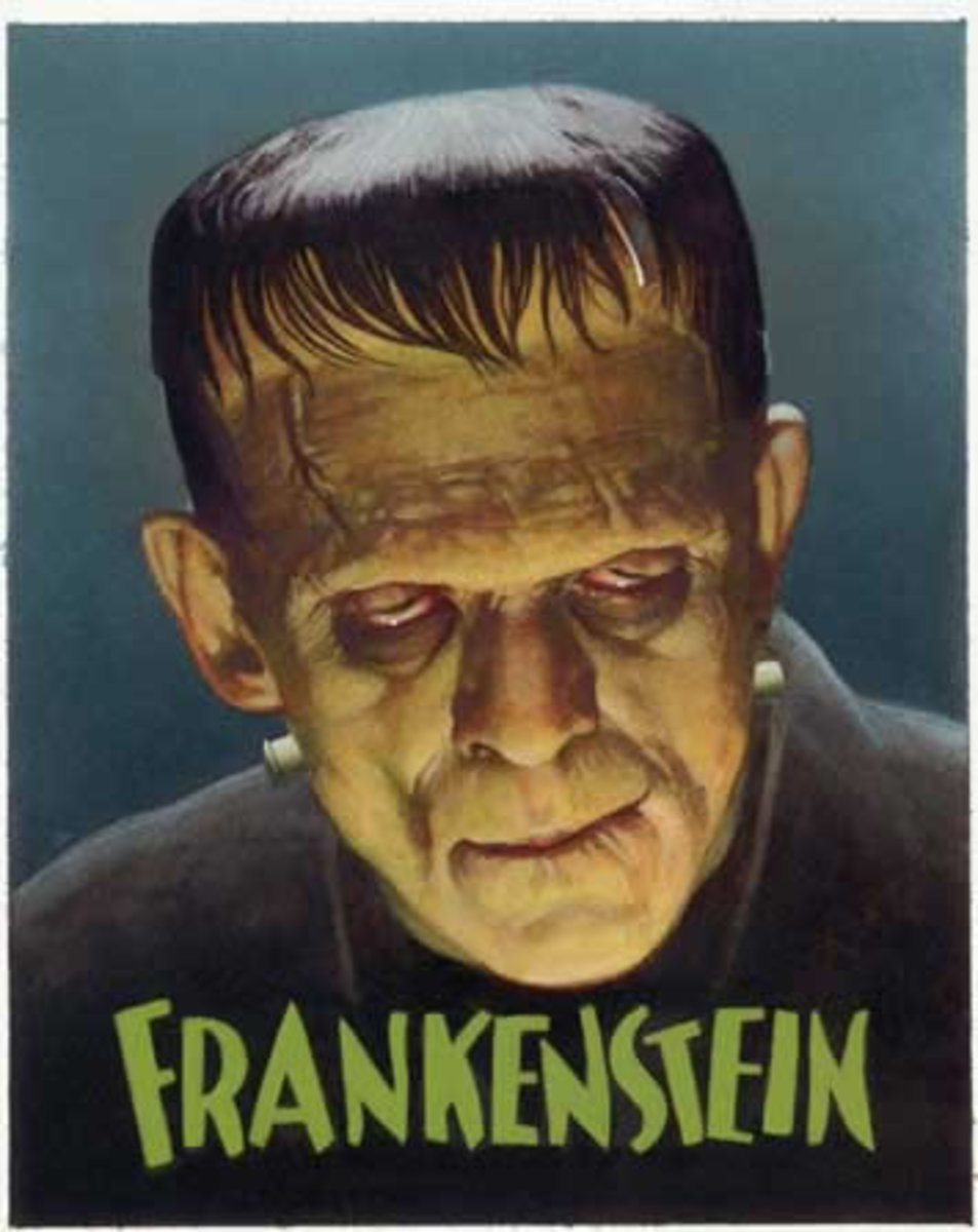 Frankenstein by Mary Shelley, a detailed study and analysis