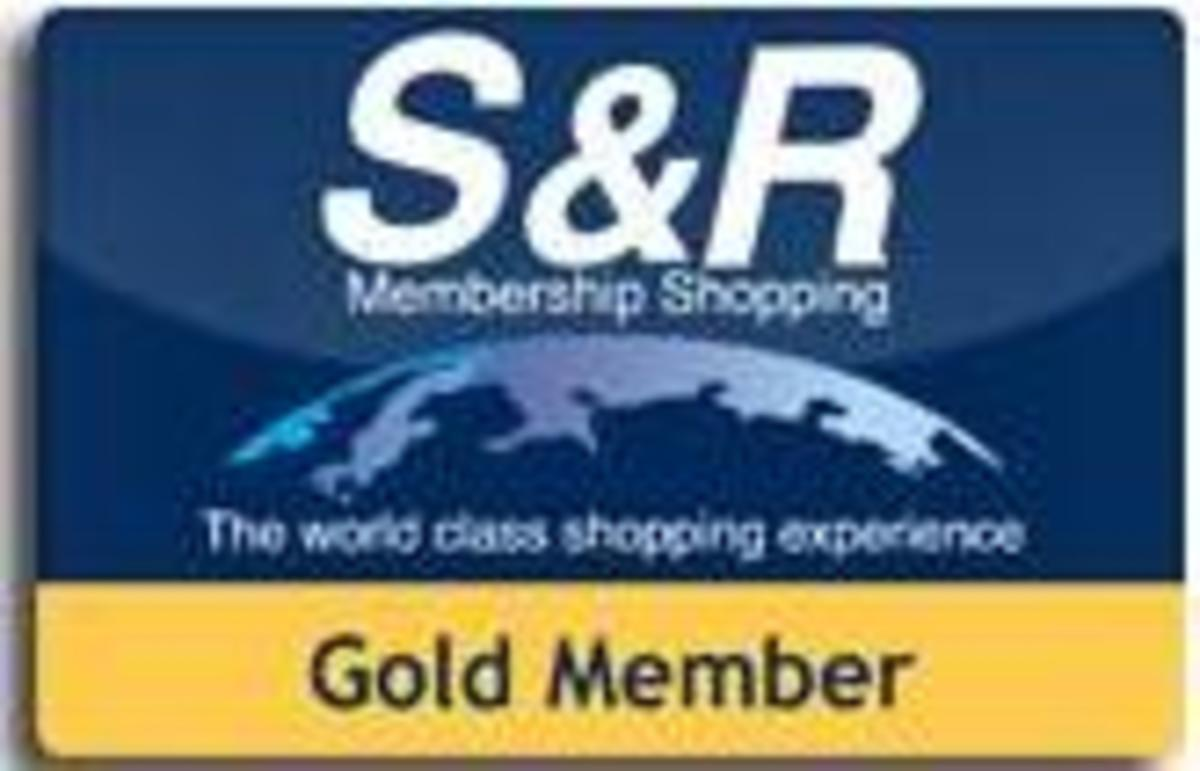 S & R Branches Philippines | S and R Membership Shopping