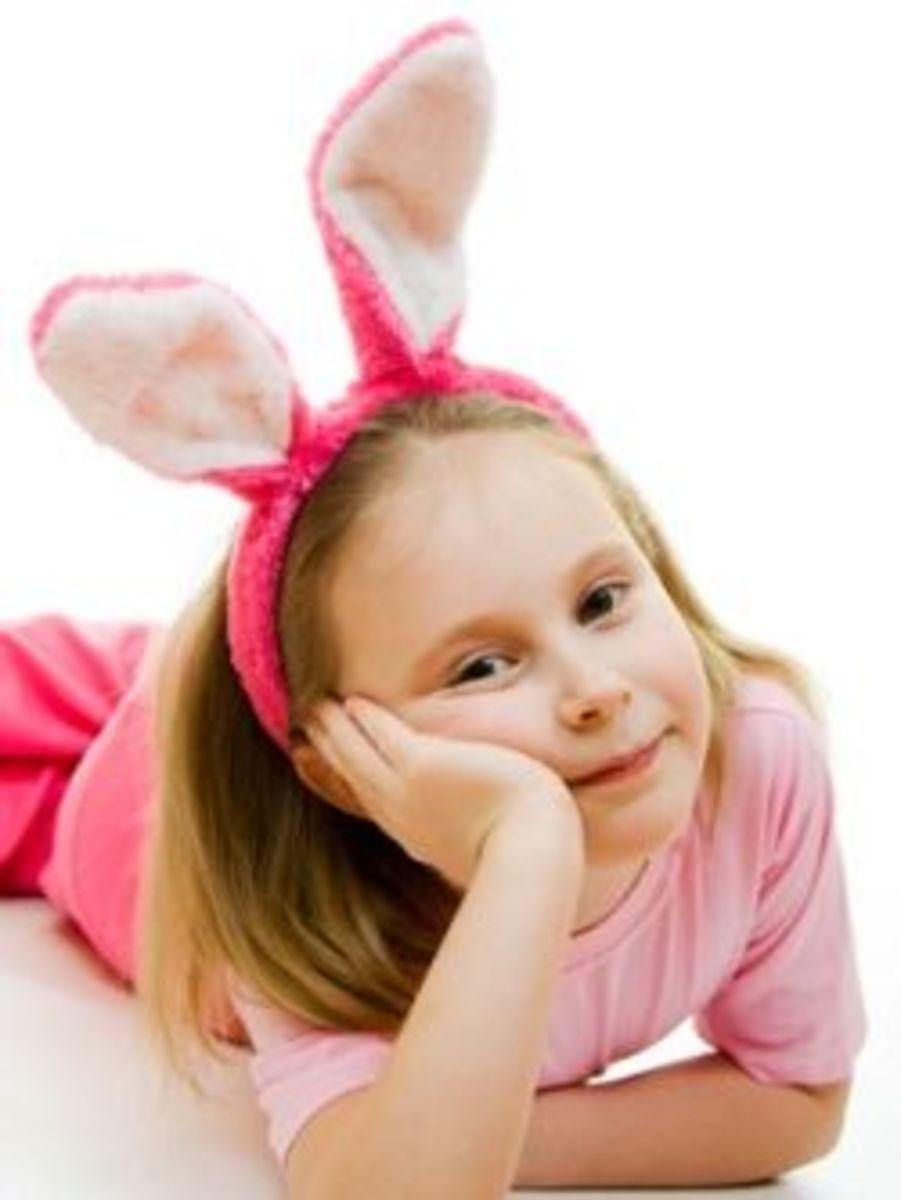 Homemade Bunny Costume Ideas
