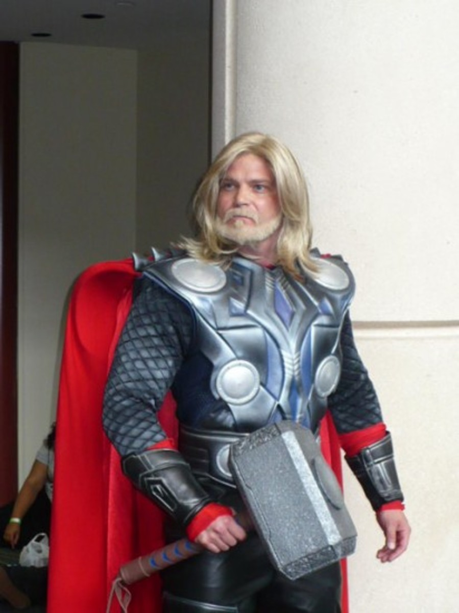 Unique Thor Costumes