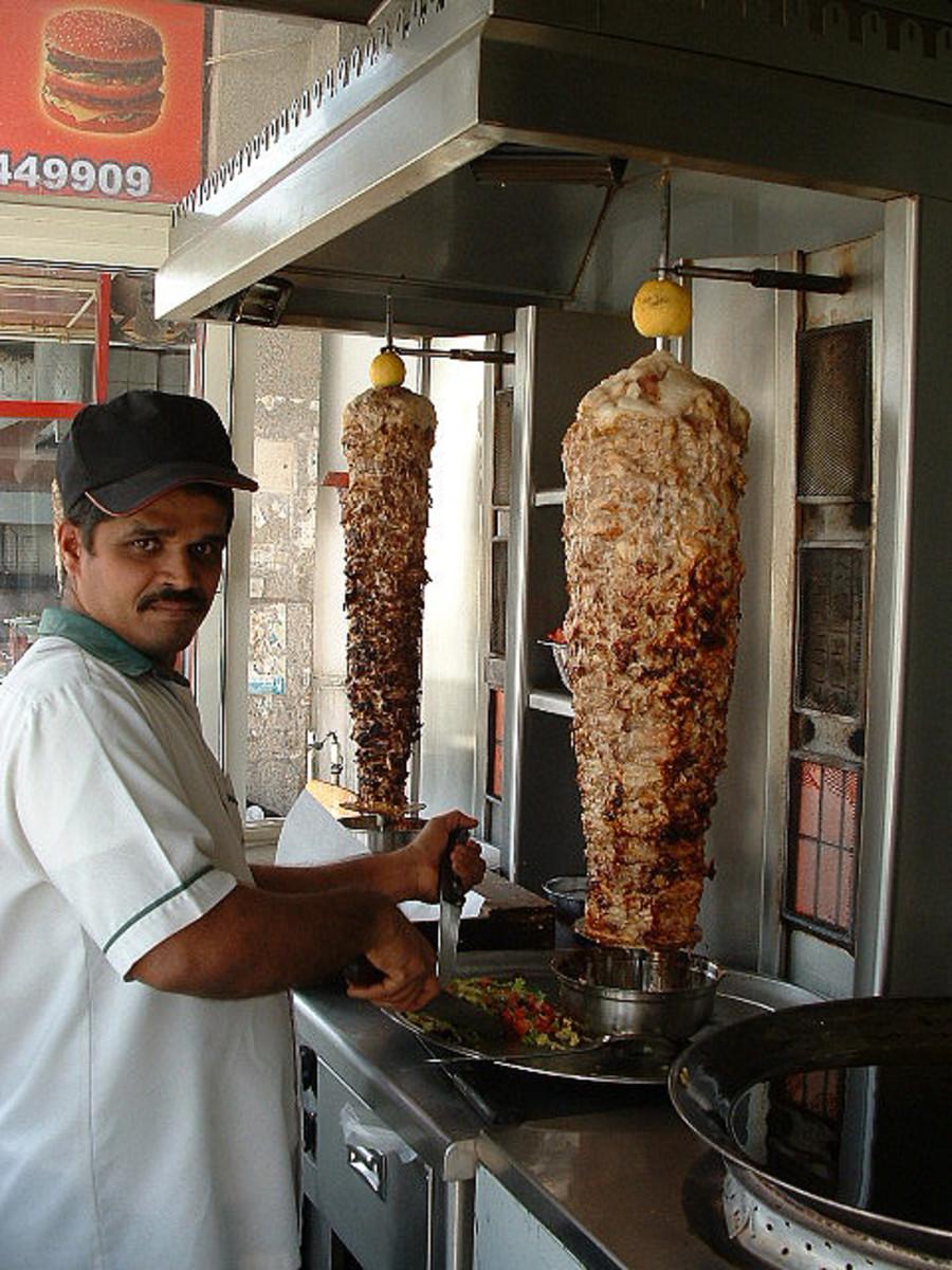 Shawarma in Doha Doha