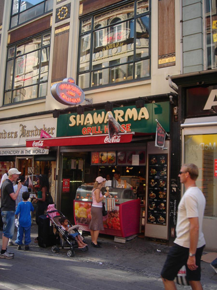 Shawarma Grill House Copenhagen