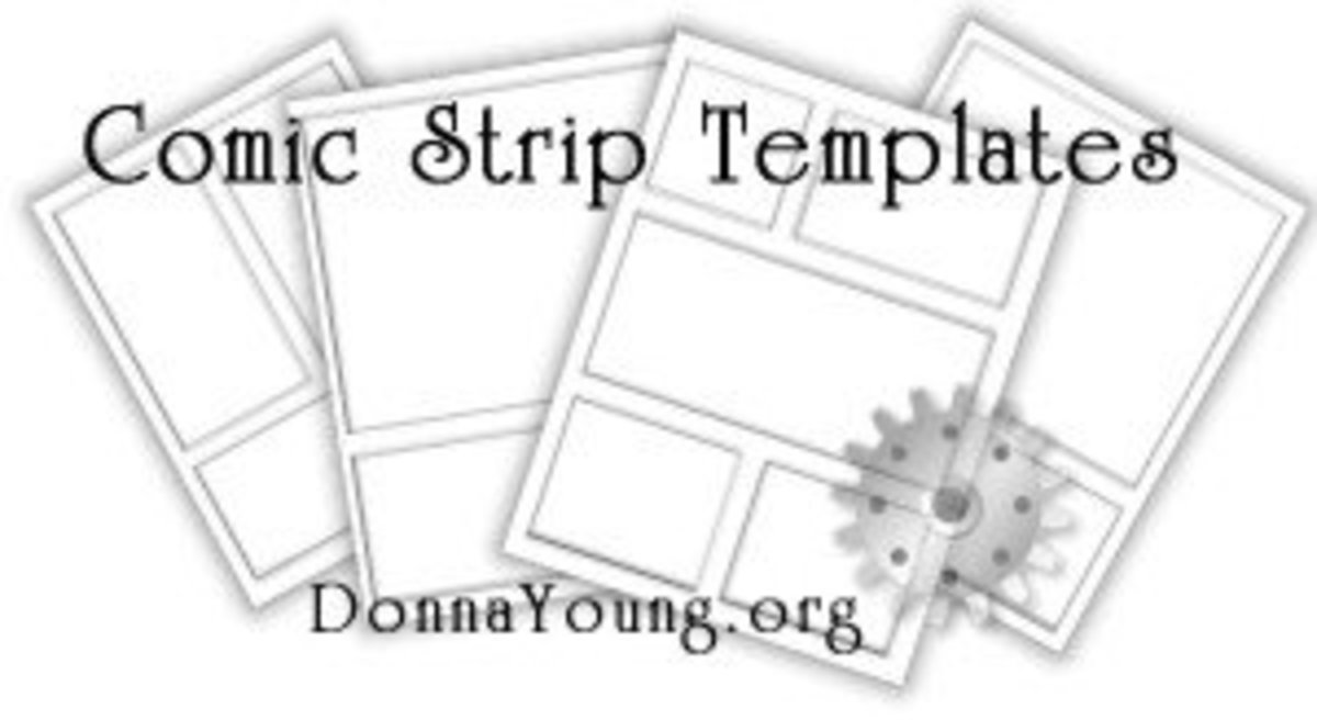 click on link directly below to find the blank comic strips printable.