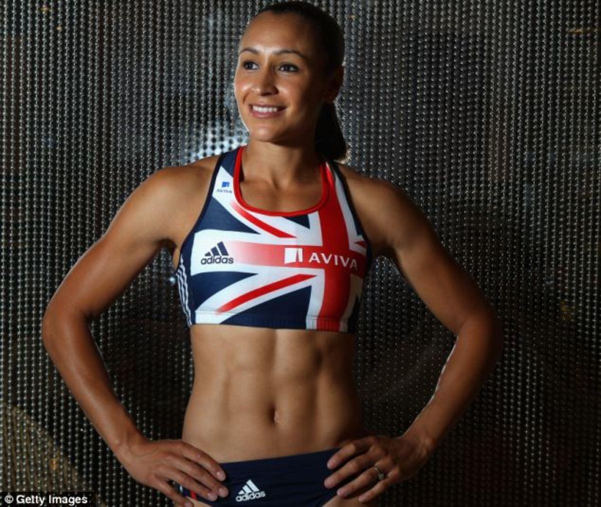 Jessica Ennis - Hot Female Olympian Body