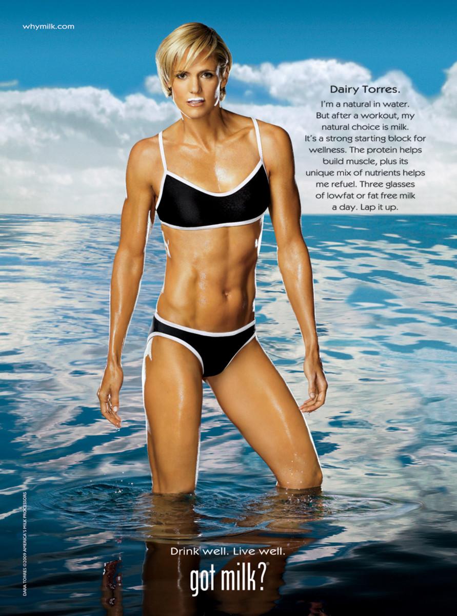 Dara Torres - Hot Female Olympian Body