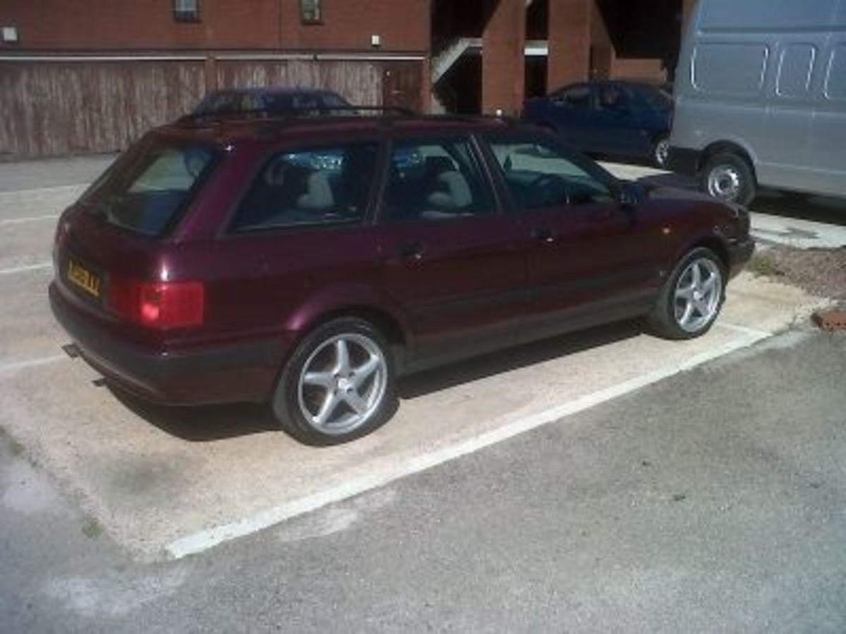 Audi B4 Avant