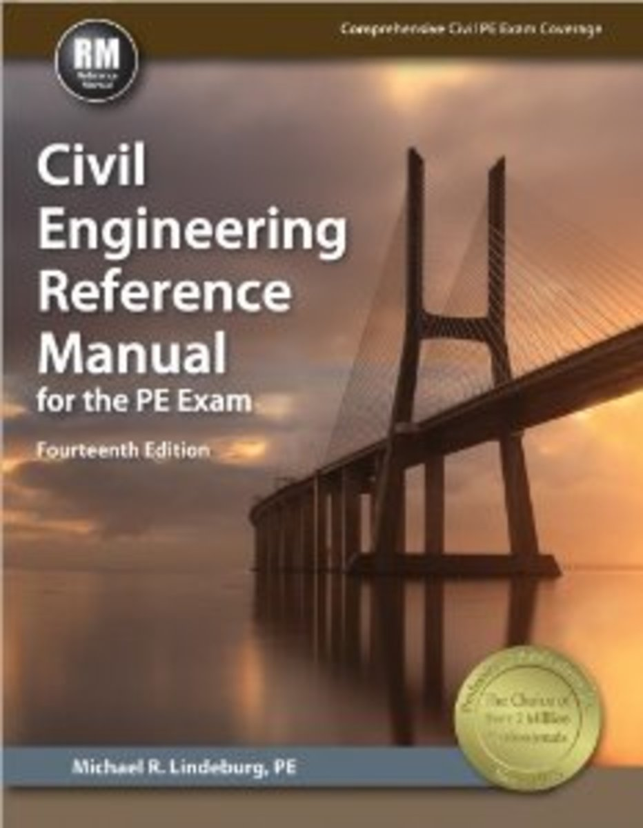 This should be the first or second book you buy to prepare for the PE exam.