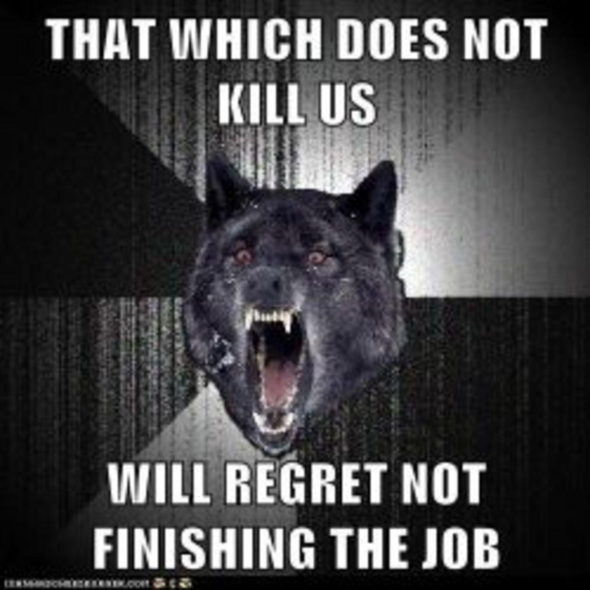 Rage! (courtesy of Icanhascheezburger.com)