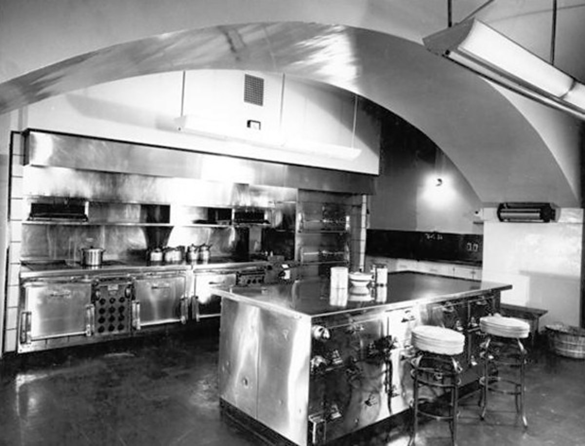 Forgotten White House History: Chef Francois Rysavy and the Eisenhower Years