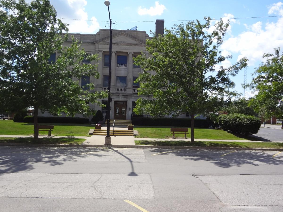 The County Seat...Pike County, Missouri