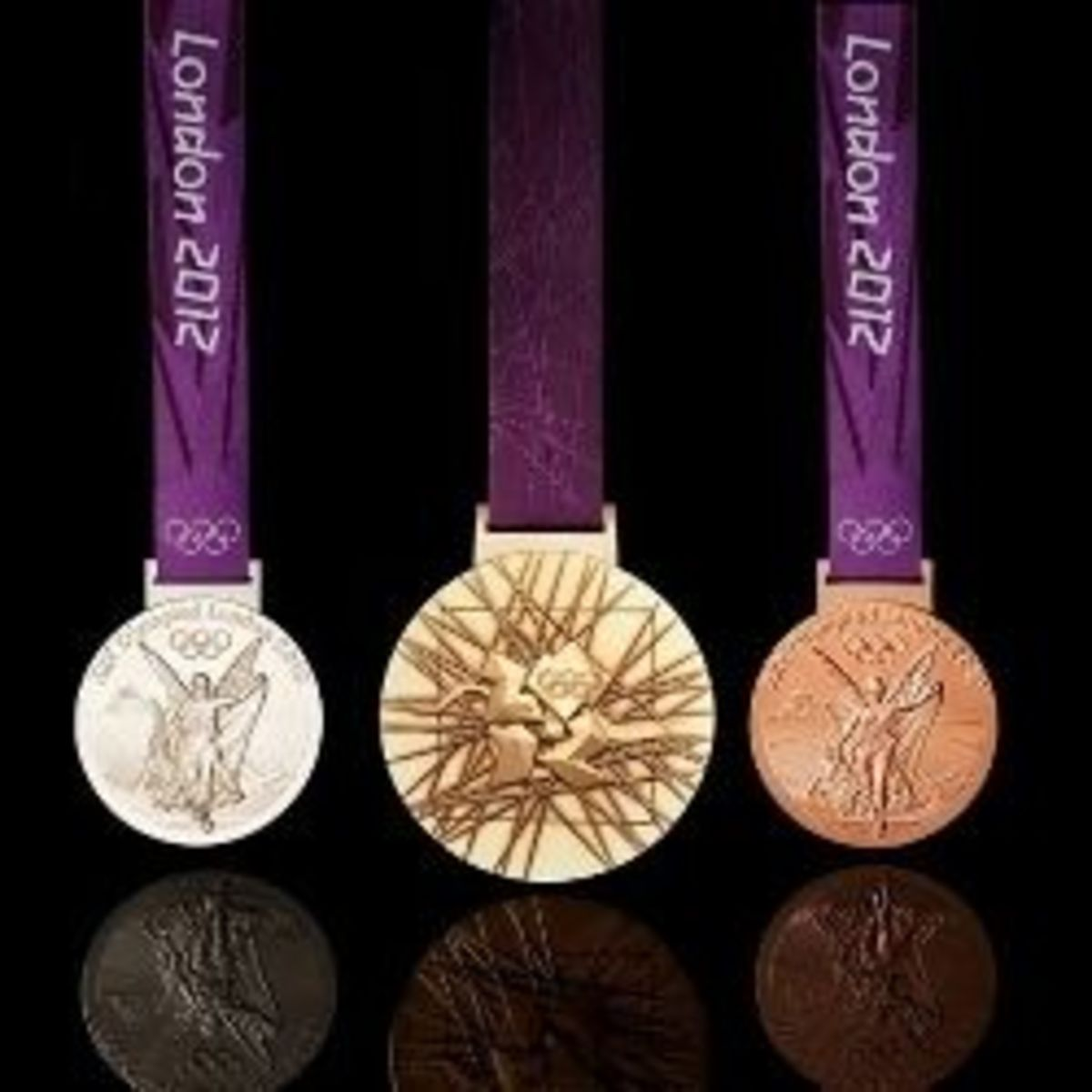 London 2012 Olympics Medals and Tables