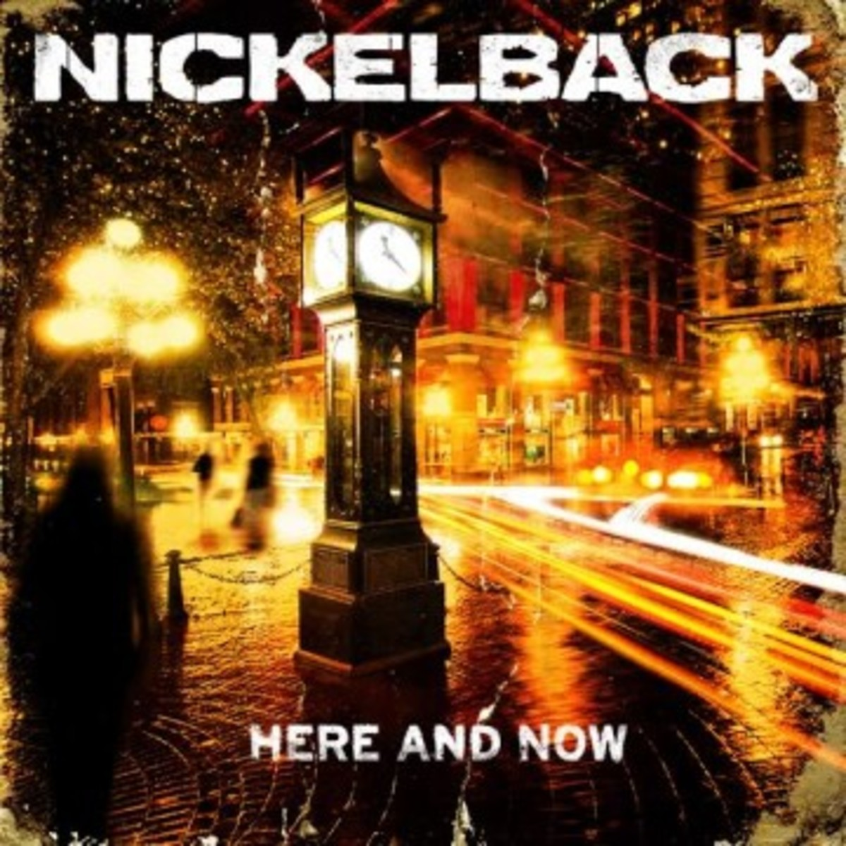 Nickelback's Here and Now album cover