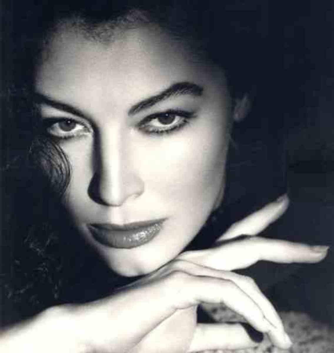 Ava Gardner the original Femme Fatale noirwhale.com