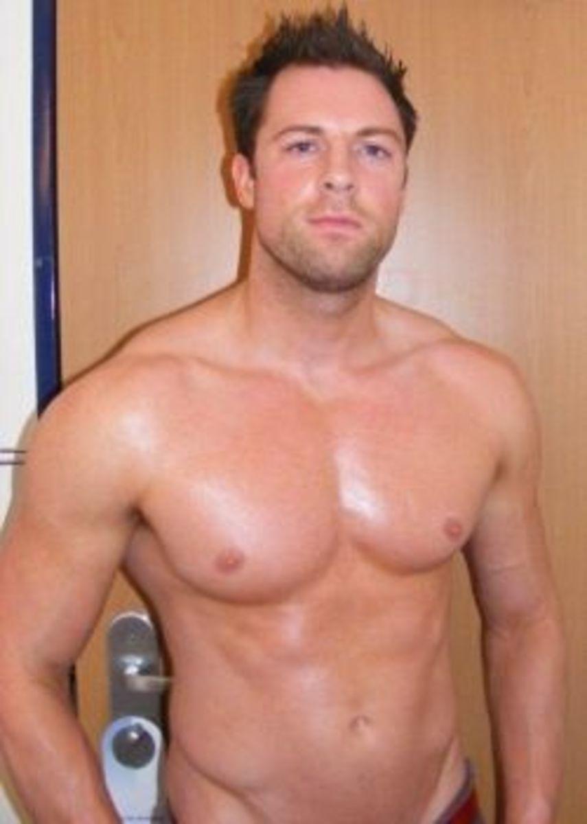 Benedict Garrett Big Brother 2012 Porn Star Stripper Teacher