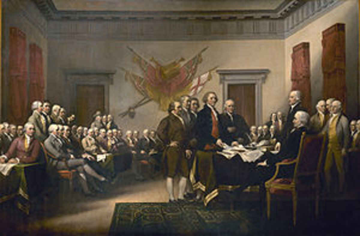 THE COMMITTEE OF 5, PICKED TO WRITE THE DECLARATION OF INDEPENDCE BY THE FOUNDING FATHERS.