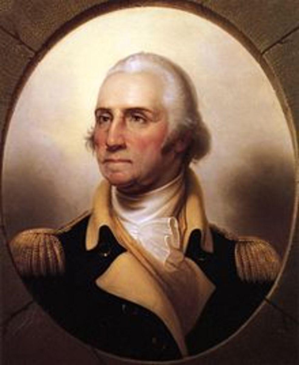 POTUS #1: Party - None: April 30, 1789 - March 4, 1797, VICE PRESIDENT: JOHN ADAMS