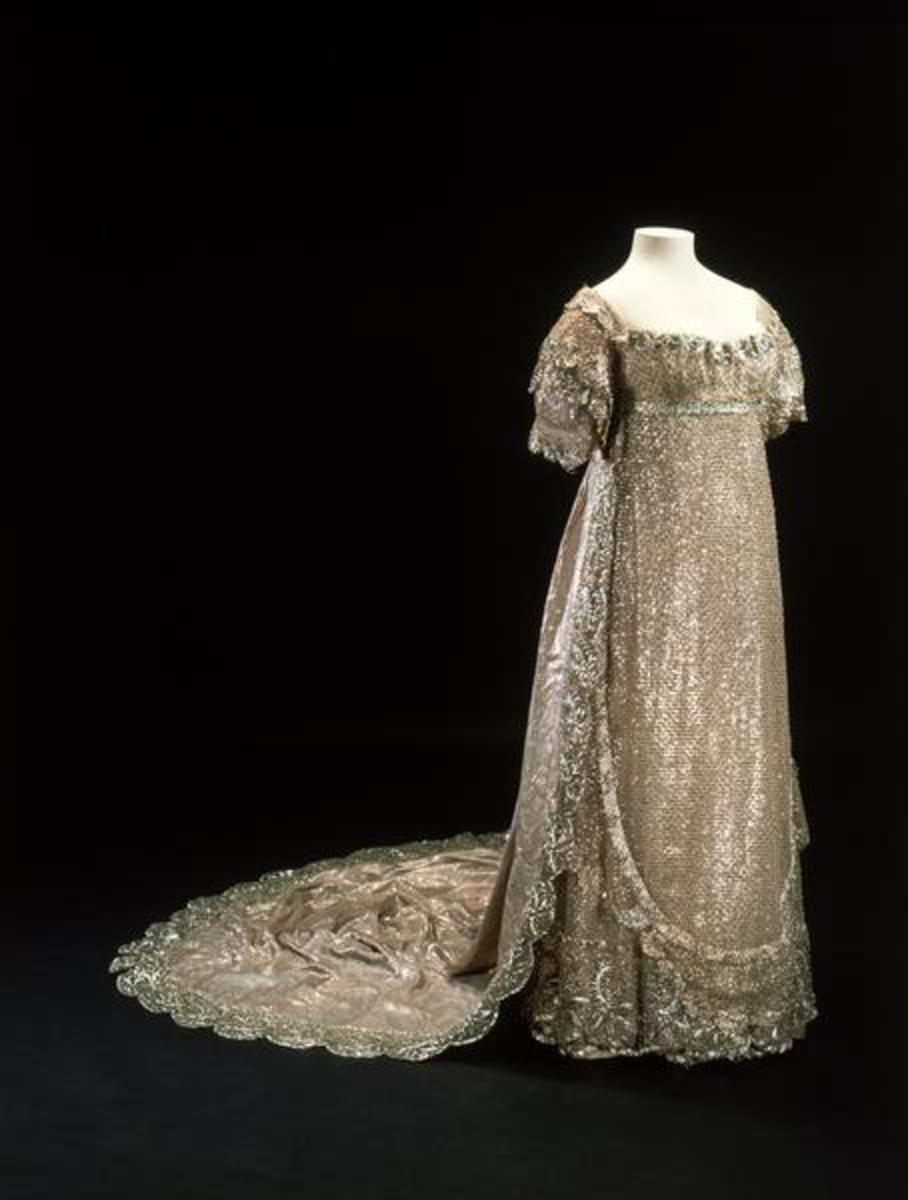 Wedding Dresses of The Royal Family