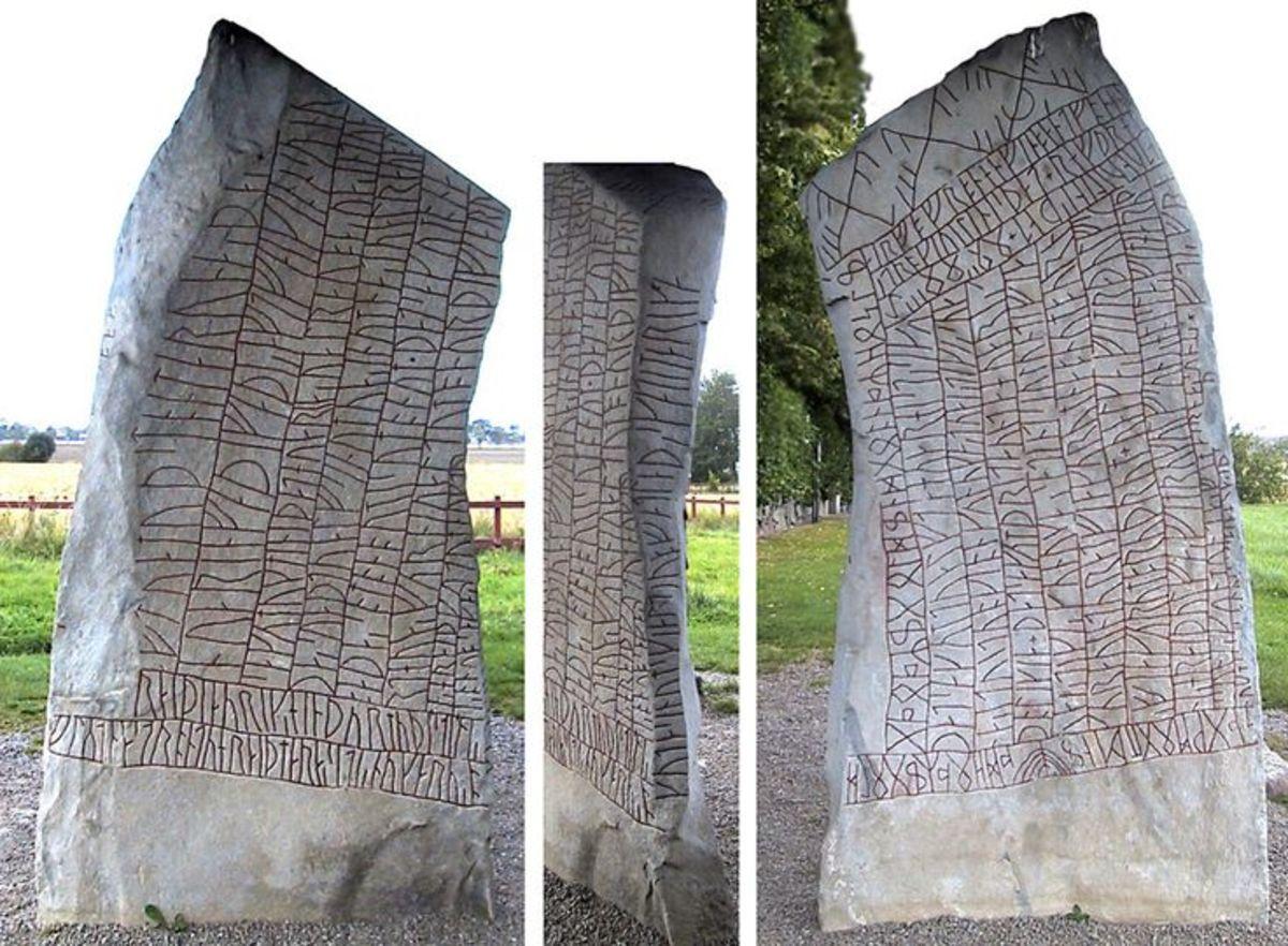 Sweden's Rök Runestone